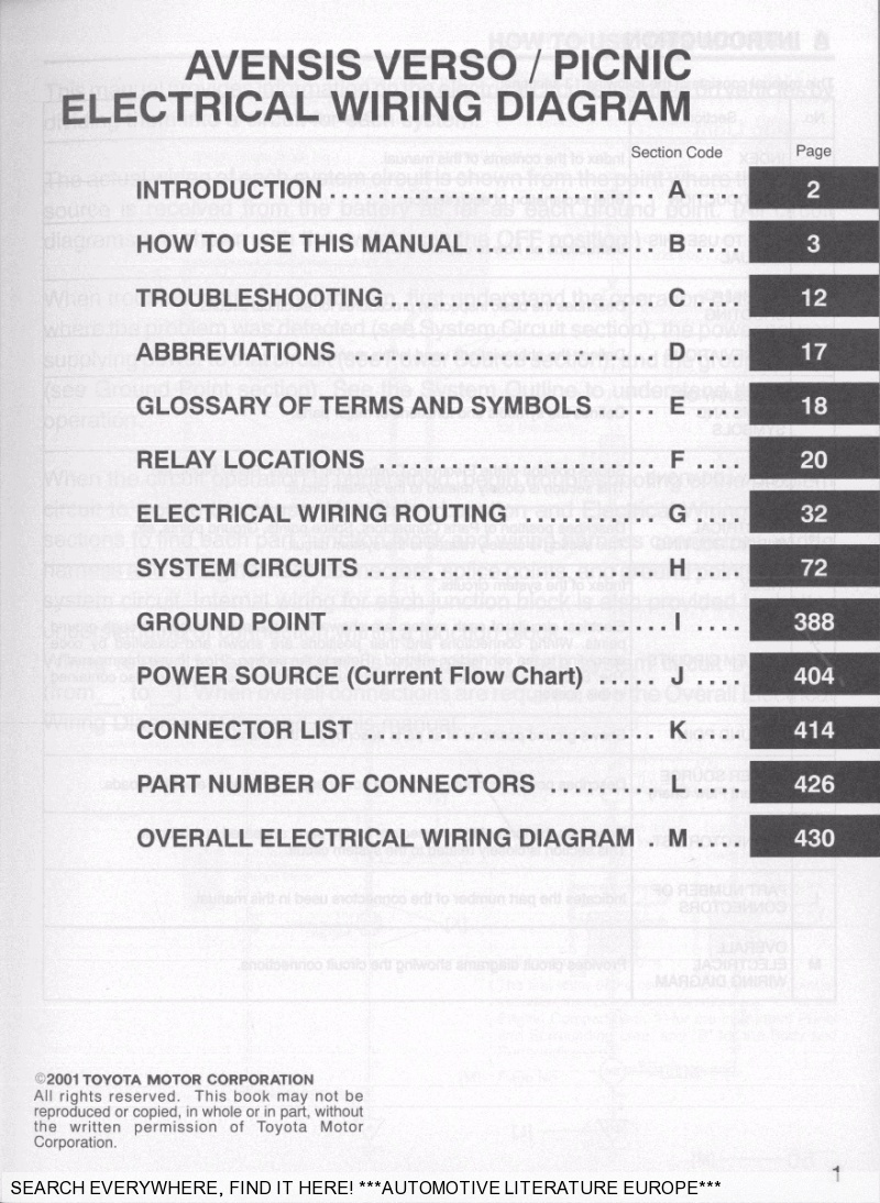 toyota corolla wiring diagram image toyota corolla 2010 electrical wiring diagram toyota auto wiring on 2010 toyota corolla wiring diagram